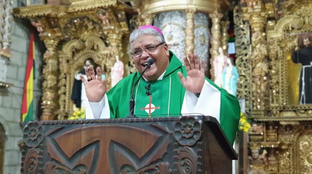 FELIZ CUMPLEAÑOS MONS. PERCY GALVÁN