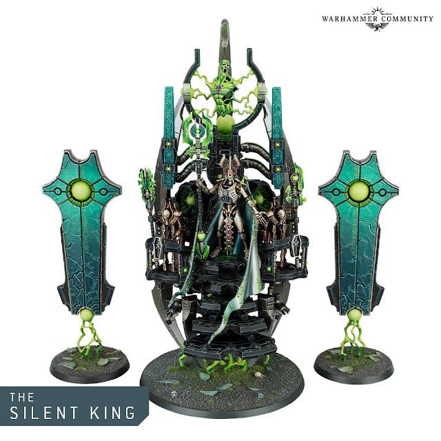 El Rey Silente