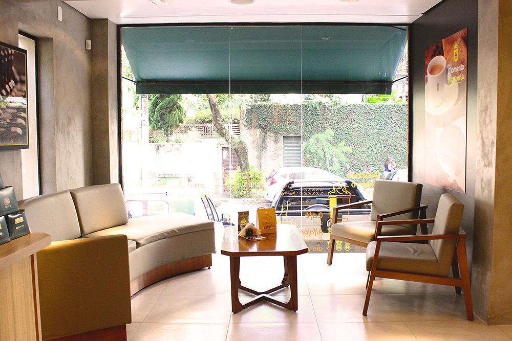 Interior Havanna Café Campinas