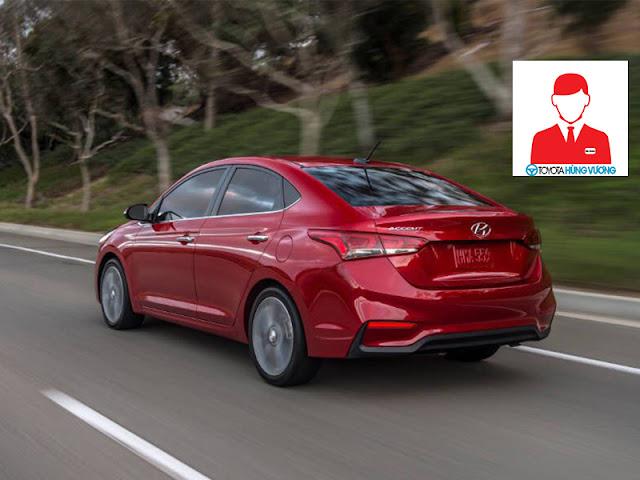 Hyundai Accent 2018: sedan hạng B có giá dưới 500 triệu anh 3