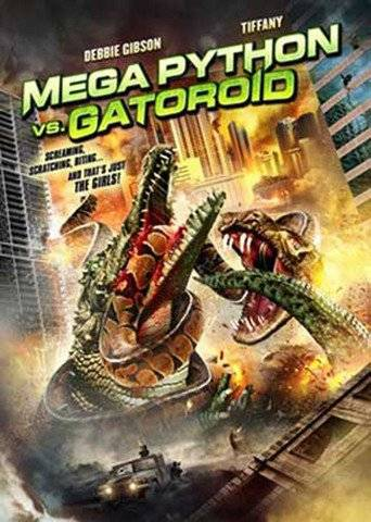 Mega Python vs. Gatoroid (2011) ταινιες online seires oipeirates greek subs