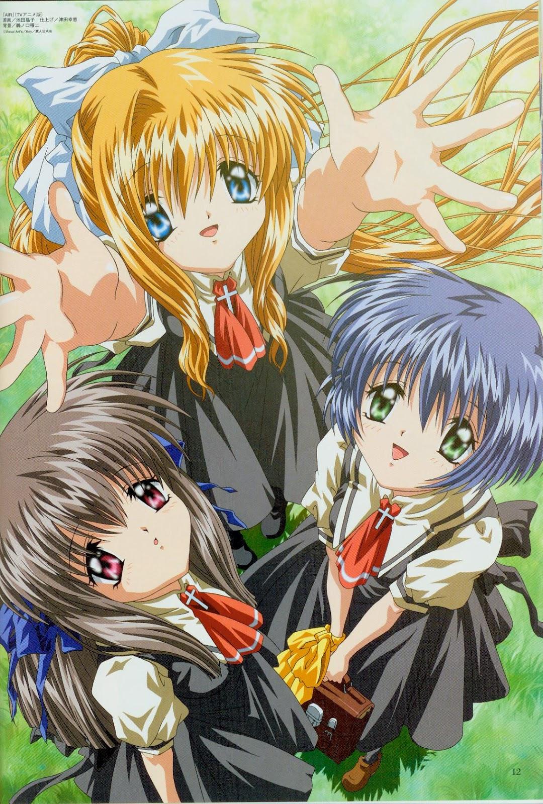 Moonlight Summoner S Anime Sekai Air