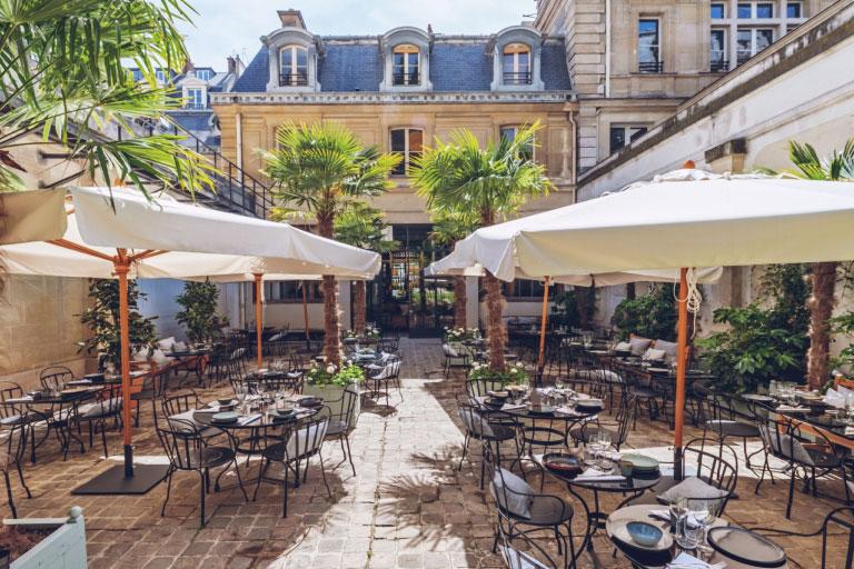 Travel Inspiration | Places: Le Camondo Restaurant, Paris