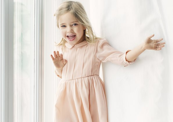 Princess Madeleine who is pregnant with her third child released new photos of her daughter Princess Leonore on social media to mark that birthday