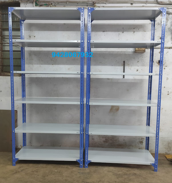 KAMAL STEEL PRODUCTS - 9428067932 Rack Manufacturer Pratapnagar vadodara