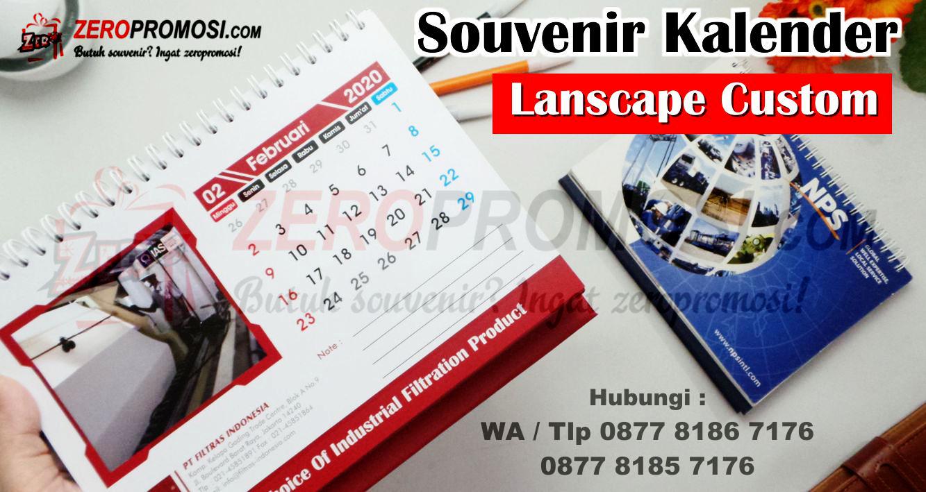 Pusat Souvenir Kalender Meja Duduk, Cetak Kalender Meja Custom, Produk Kalender Duduk Custom Berkualitas