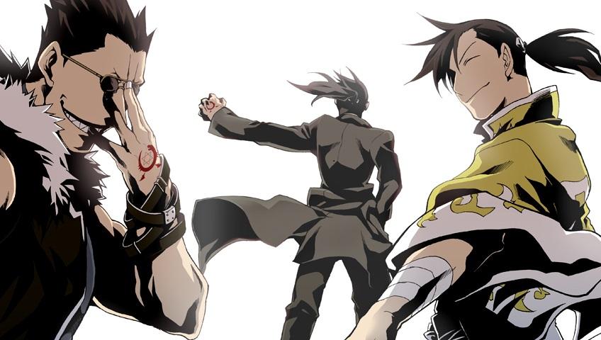 20 Anime Ini Tentang Para Karakternya Memiliki Kepentingan Masing - Masing