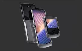 Motorola Announces Razr 5G, Its Latest Foldable Smartphone