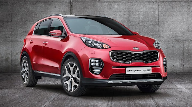 2017 Kia Sportage Specs and Lease Deals