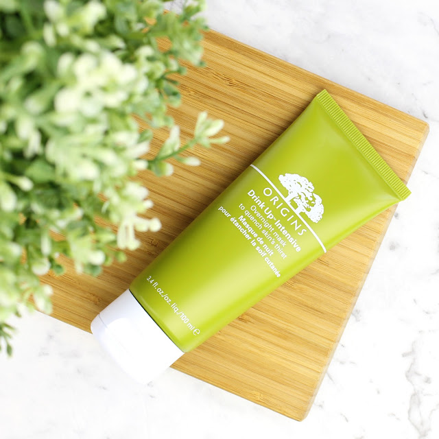 Origins Drink Up Intensive Overnight Mask review best mask for dry skin