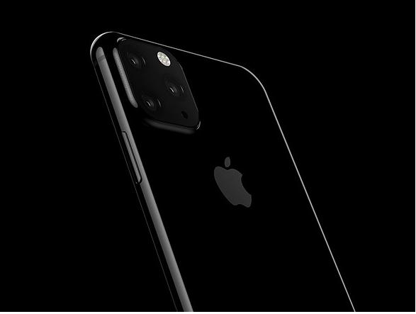 تعرض شركة Apple هاتف المزعوم الذي ياتي بثلاثة كاميرات
