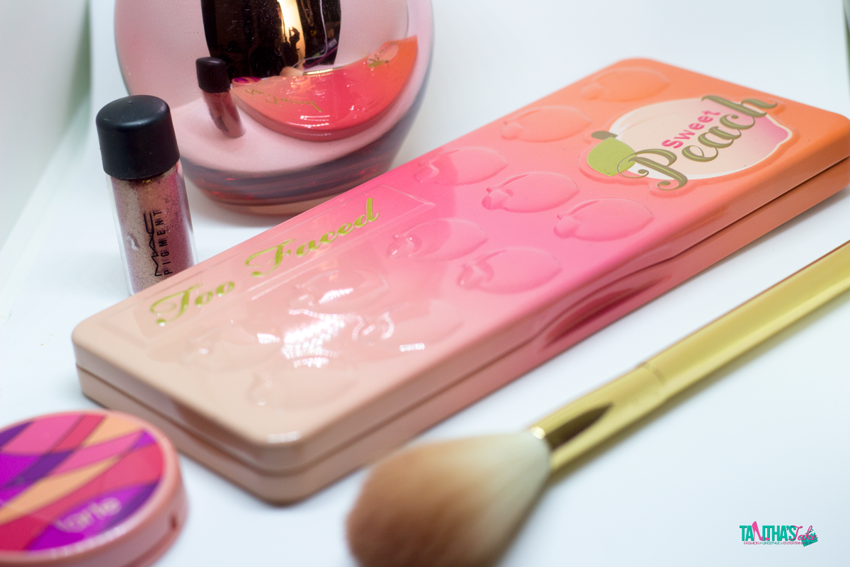 Beauty: Too Faced Sweet Peach Palette Review and Swatch
