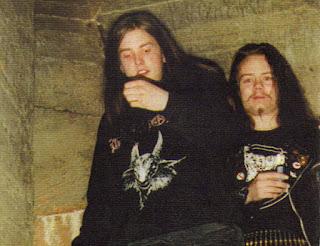 Varg Vikernes et Euronymous