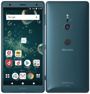 Tutorial Flashing (Instal Ulang) Sony Xperia XZ2 (SO-03K)