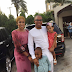 Checkout this lovely  photo of rapper Naeto C and family