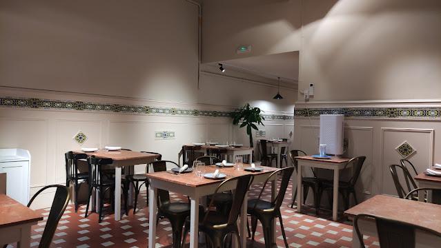 sala restaurant avenir barcelona roger viñas