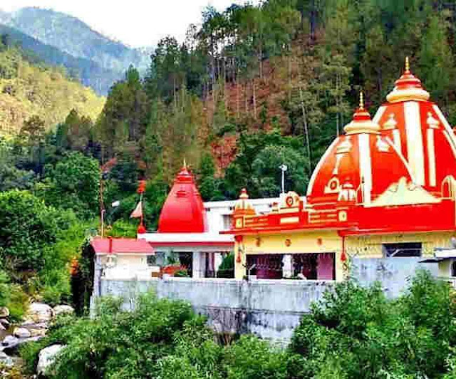 Shri Kainchi Dham Mandir Nainital