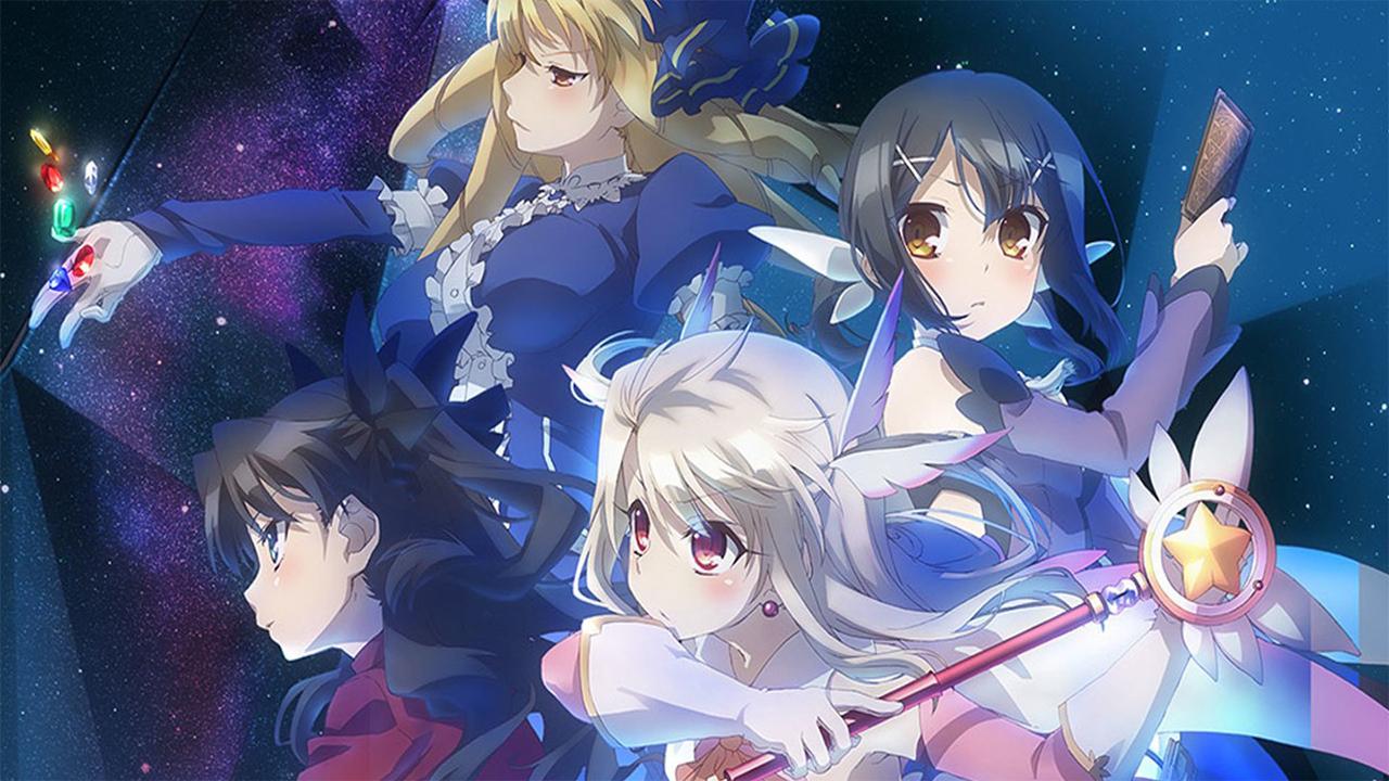 Fate/kaleid liner Prisma☆Illya Sub Español HD