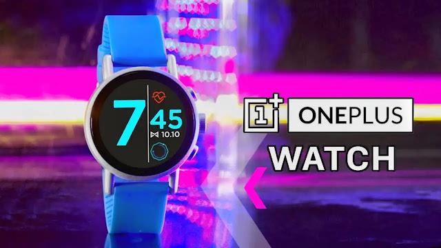 ساعة OnePlus Watch القادمة مستوحات من لعبة Cyberpunk 2077