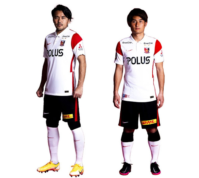J1 League 2021Urawa Red Diamonds Kits