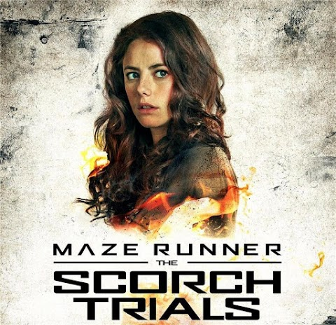 Maze Runner The Scorch Trials 2015 Full Movie 480p & 720p BluRay x264 download in dual Audio