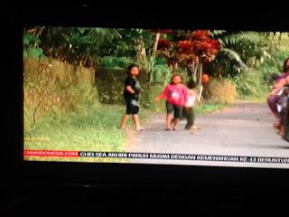 Kualitas Gambar TV Digital Menggunakan Antena TV Model Parabola Mini 15