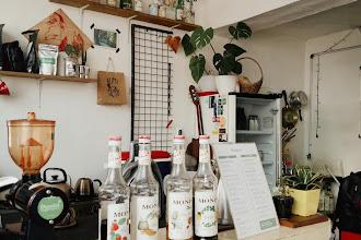 Ngopi di Duasisi Coffeespace Jember, Mini Cafe Tepi Trotoar