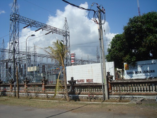 Gilimanuk Power Plant , Bali Electricity Supply , Java Bali Crossing
