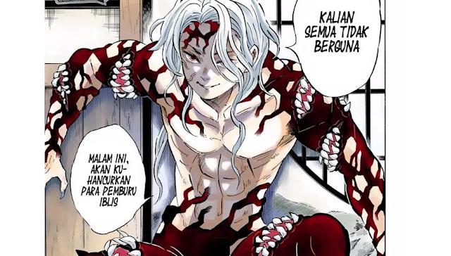 Jadwal Rilis Manga Kimetsu No Yaiba 181 I Spoiler Pembahasan