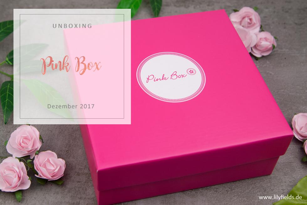 Pink Box - Januar 2018