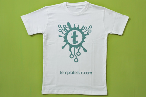Templateism T-Shirts HD photo
