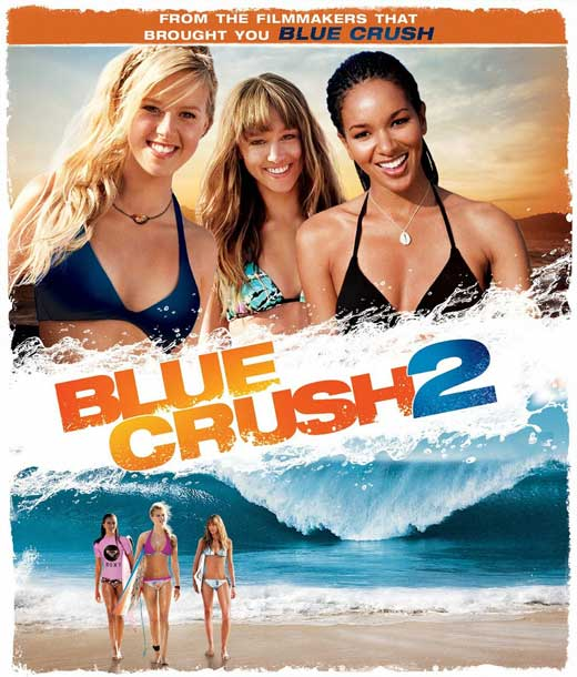 Blue Crush 2 DVDRip Español Latino