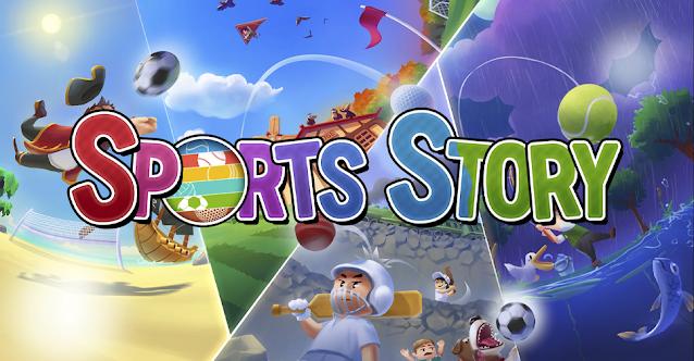 Sports Story (Switch)