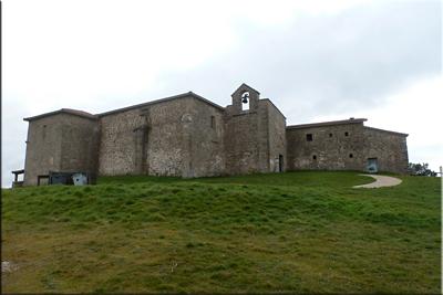 Ermita y refugio de San Formerio