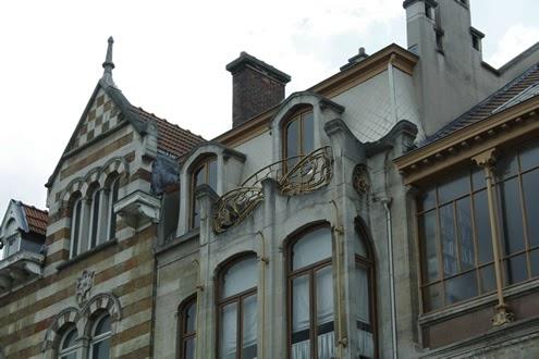 Art nouveau Brussel