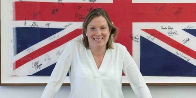 Tracey Crouch menempati jabatan Menteri Kesepian