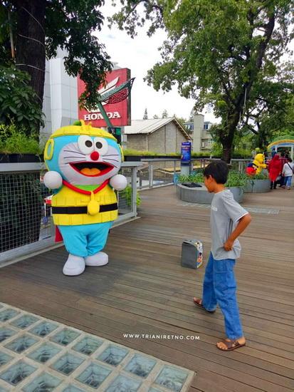 teras cihampelas wisata gratis di kota bandung