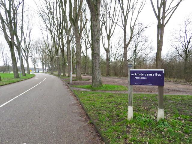 Amsterdamse Bos - Koenenbos
