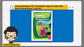 download ebook pdf  buku digital pendidikan agama islam kelas 1 sd/mi