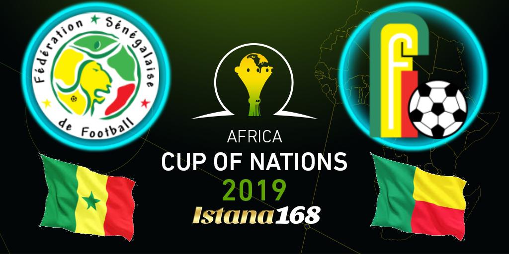 Prediksi Senegal Vs Benin 10 Juli 2019