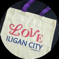 Tote Bag, Keepsakes Iligan, Pasalubong from Iligan City
