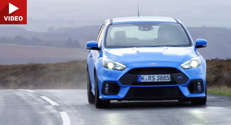 Ford Finishes Tour Around Europe's Greatest Driving Roads