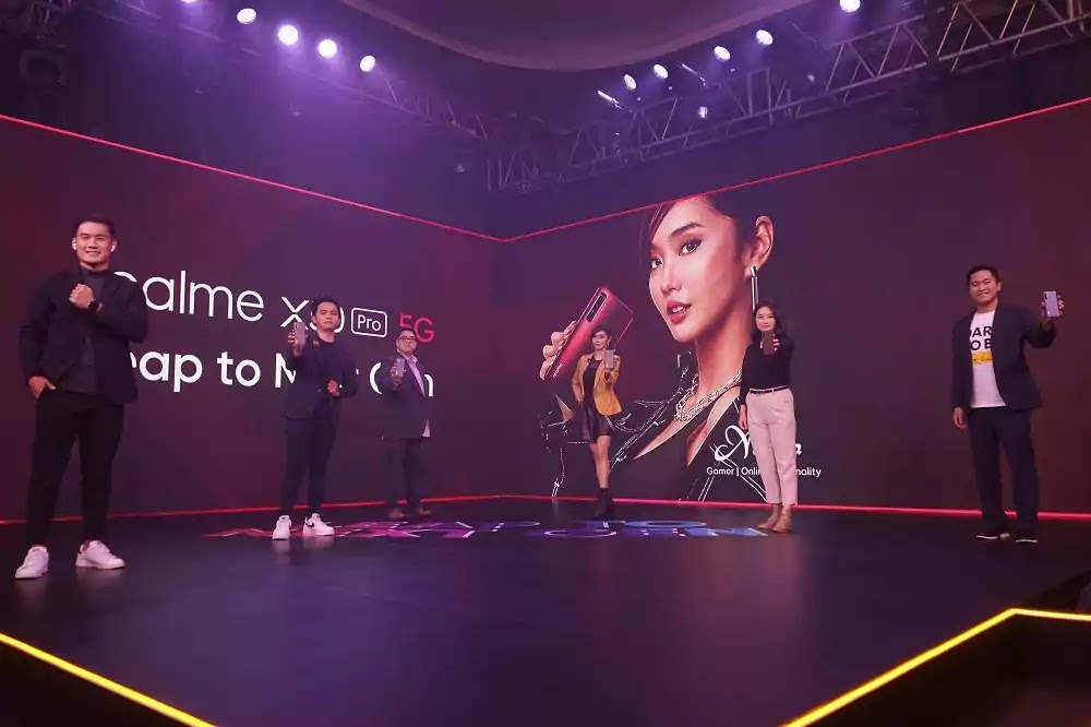 realme launches the realme X50 Pro 5G in the Philippines