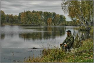Стихи про рыбалку!