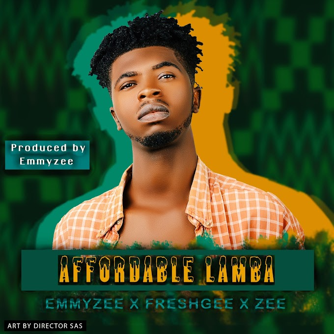 DOWNLOAD MUSIQ: Emmyzee Ft Freshgee & Zee - Affordable Lamba