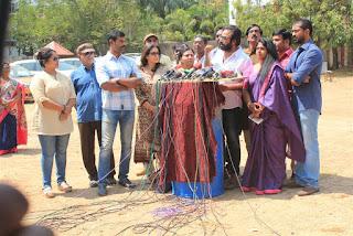 Nadigar Sangam Press Meet on Bhavana Issue  0007.jpg