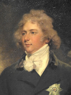 George IV as Prince of Wales by John Hoppner (1792) Photo by Andrew Knowles Portrait © The Wallace Collection