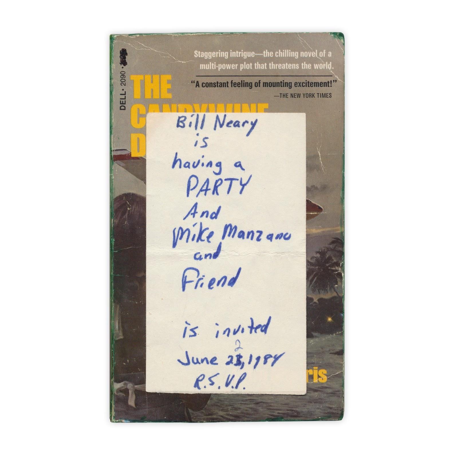 Forgotten Bookmarks: August 2017