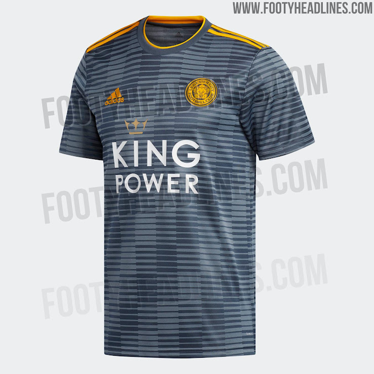 Adidas Leicester City 18-19 Away Kit Released - Footy Headlines 24e7bf7c9