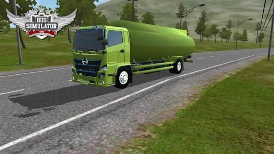 Mod Truck Tangki Hino 500 NG HSD CPO
